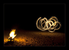 Fire Dance (paza140) Tags: travel holiday beach night thailand island fire dance dancing places dancer sands koh lipe nationalgeographic paza140