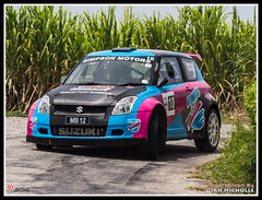 20130601_842.jpg (nichian) Tags: sports car rally places barbados drivers rallying suzukiswiftgti rb13 ianwarren solrallybarbados2013