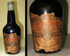 Early 1900s Pabst Extract Tonic * Malzbier (SteveMather) Tags: wisconsin brewing best milwaukee pabst tonic wi mather extract