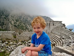 Romain in Termessos (desben) Tags: turquie romain termessos