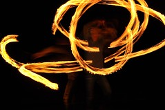 Night - Fire Poi 4 (Jim Carroll 2) Tags: night
