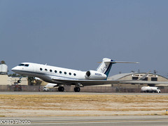 N650PH Gulfstream G650 of Gulfstream 650 LLC/Preston Henn (KSBD Photo) Tags: airport bur 650 burbank bobhope gulfstream henn kbur g650 n650ph llcpreston