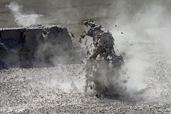 Wai-O-Tapu - Mud Pools (scrumpy 10) Tags: newzealand nikon rotorua mud geothermal aotearoa neuseeland d800 mudpools jacqualine ozeanien newzealandnature scrumpy10