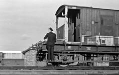 Coalville classic. (delticfan) Tags: shunter guardsvan mantlelane unfittedfreights