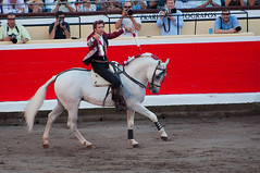 Rejoneo4 (Ferchu65) Tags: españa naturaleza caballos europa bilbao lugares evento famosos euskadi espectáculos rejoneo temas rejoneadores protagonista animalesdomésticos pablohermosodemendoza arteculturayespectaculos plazadetorosdevistaalegre corridaderejonesferíadebilbao2013