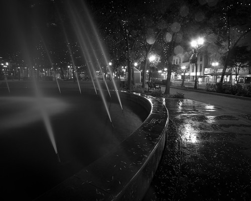 Gore Park Fountain looking towards King and James