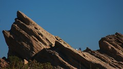 Vasquez Rocks (ChristinaPhelps808) Tags: startrek nature landscape losangeles rocks hiking hollywood movies geology southerncalifornia antelopevalley filming array santaclarita vasquez aguadulce williamshatner vasquezrocks