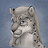 Cloudtail the Snow Leopard icon