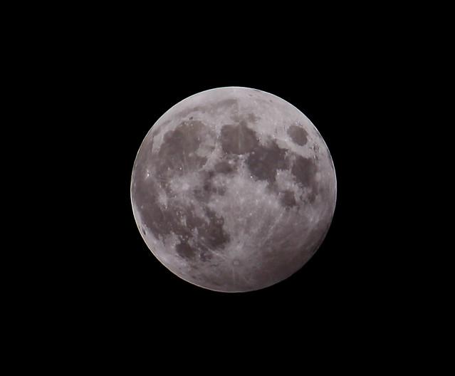 Penumbral Lunar Eclipse 10/18/13