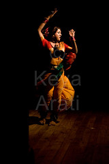 Passionate dancing.. (keyaart) Tags: india men women dancers folk mumbai lavani