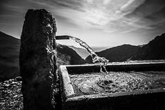 Agua fresca (Markus' Sperling) Tags: mountain water agua fuente girona font montaña fontain muntanya fresca pirineos pirineus núria chorro abrevadero pyrinnes