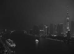 """goodnight and farewell, shanghai!"" (2010) (hugo poon - one day in my life) Tags: trip lights shanghai fav f200"
