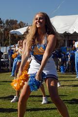 DSC_0365 (bruin805) Tags: cheerleaders ucla bruins danceteam spiritsquad pac12