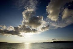 -MATSUE CITY - (Jussi Salmiakkinen (JUNJI SUDA)) Tags: lake japan clouds landscape shimane  matsue japani shinjiko    citynature ciyscape  nipponn