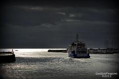 Dpart en pche-Concarneau (Guillaume RIRI) Tags: bretagne concarneau bateau peche finistre chalutier