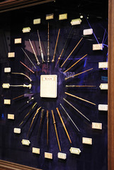 Harry Potter - Magic Wands in Display Case (Steve Greaves) Tags: blue school fiction people reflection london castle film public glass set movie studio book model scenery tour symbol display wizard wand magic harrypotter visit case spell fantasy series hogwarts magical prop symbolic warnerbros hagrid blockbuster fictional magicwand jkrowling dumbledore hermionegranger wizardry leavesden nikond300