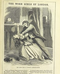 """British Library digitised image from page 29 of """"The Work Girls of London: their trials and temptations"""""""