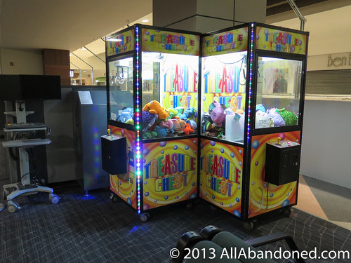 Stuffed animal vending machines for days