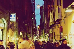 Neapolis view (MATTH-ngL) Tags: street old city people italy person italia campania gente casino via persone napoli naples citta vecchio vecchia spacca