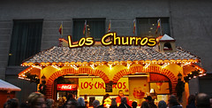 Los Churros de Bruselas (oriolsalvador) Tags: brussels food erasmus belgium belgië bruxelles spanish bruselas belgica churros brusel·les loschurros erasmusenflandes