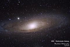 M31 - The Andromeda Galaxy (StarDude Astronomy) Tags: camping light tree beautiful canon dark photography star joshua space ngc tent astro telescope andromeda galaxy nebula astrophotography m45 m31 orion m42 stunning astronomy triangulum pinwheel dust universe horsehead breathtaking pleiades m83 stargazing m82 m46 2438 bodes stellarvue 60d astrometrydotnet:status=solved sv102ed astrometrydotnet:id=nova163708