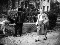 Stare Down (ISO640 (Jen Huls)) Tags: blackandwhite bw washingtondc dc streetphotography documentary streetphotos streettog jenhuls jenhulsiso640