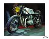 Cafe Racer Honda @FTW
