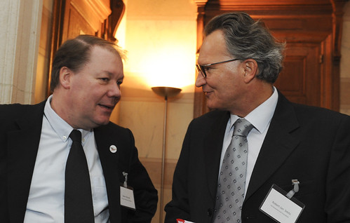 Robert Jan Smits and Soren Brunak