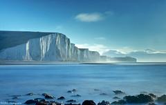Seven Sisters (Sue MacCallum-Stewart) Tags: longexposure sea seascape coast sevensisters bigstopper