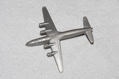 Douglas DC-7 Mainliner (twm1340) Tags: scale airplane model united plastic passenger douglas airlines airliner dc7