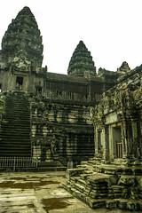 Angkor Wat 12 (agu!) Tags: cambodia angkorwat lugares angkor camboya