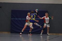 "VL2F Handball SG Überruhr 2. Frauen vs. NHC 1. Frauen 08.02.2014 090 • <a style=""font-size:0.8em;"" href=""http://www.flickr.com/photos/64442770@N03/12393305095/"" target=""_blank"">View on Flickr</a>"