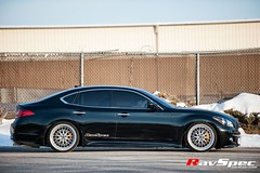 "WORK VSXX 20"" Step Lip Infiniti M37 • <a style=""font-size:0.8em;"" href=""http://www.flickr.com/photos/64399356@N08/12463691944/"" target=""_blank"">View on Flickr</a>"