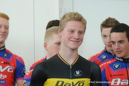 Ploegvoorstelling Davo Cycling Team (148)