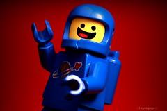 Spaceship,spaceship...SPACESHIP... (Legoagogo) Tags: movie lego spaceman benny chichester thelegomovie