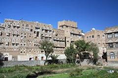 Sanaa (lercherl) Tags: yemen sanaa jemen      jemena    jeemenis