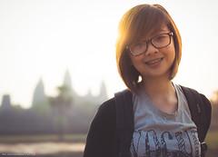 Good morning sunshine! (aiampogi) Tags: morning travel sunrise cambodia angkorwat siemreap