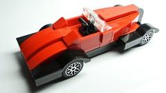 Oldtimer (updated version) (hajdekr) Tags: classic car model lego vehicle historical oldtimer veteran bugatti moc thelegogrouporganization legotoyline