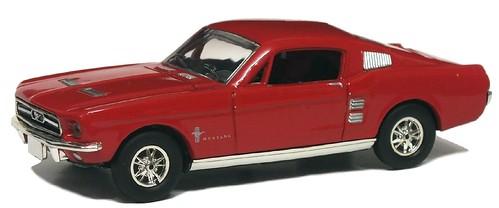 Del Prado Ford Mustang fastback (1)