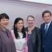 2014, Renate Brauner, Danielle Spera, Susan le Jeune d'Allegeershecque, Peter Hanke