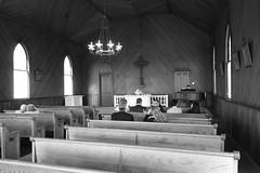 Old St Hilary's Church, Tiburon, CA (1Flatworld) Tags: california usa white black church sony bayarea tiburon oldsthilarys rx100