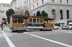 Cable Car on California