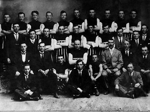 Port Adelaide Football Club Seconds team photo