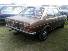 Audi 80 GL (1973) (Autogiacomo03 (Giacomo e Massimo)) Tags: audi 80 fieraosnago2014