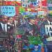 Civil Rights mural at Martin Luther King Memorial Park in Atlanta