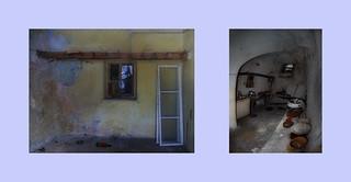 2 Sides of a Window: Larder and Kitchen 3b ~ 2 Seiten eines Fensters: Speis und Küche 3b - Revisit of the Abandoned Restaurant, Boardinghouse, Watermill ~ Alte Mühle Wachau
