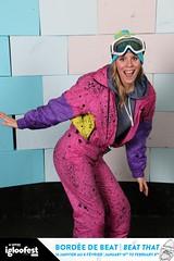 14igi1453 (onesieworld) Tags: girls party ski silly fashion one outfit shiny neon retro suit 80s piece nylon catsuit snowsuit onesie