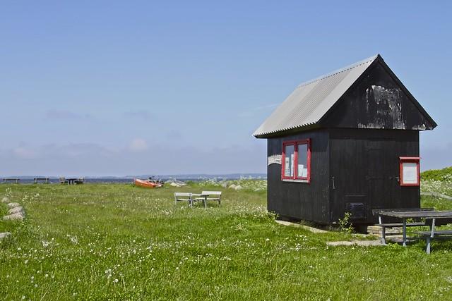 Klubhuset ved Limfjorden