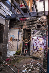 Miss Milf Urbex (darkday.) Tags: woman hot sexy abandoned bar photography hotel photo high bravo long exposure grafitti risk dress legs pics decay explorer australian australia pic brisbane adventure explore urbanexploration infiltration qld queensland heels aussie seeker milf hacking thrill ue adventurer urbex queenslander abando