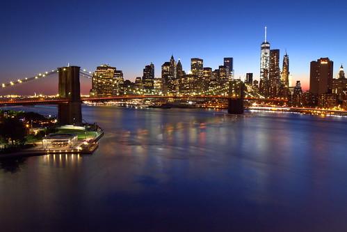 park nyc newyorkcity bridge sky urban newyork azul skyline architecture brooklyn reflections puente icons cityscape blu manhattan ponte bleu brooklynbridge pont bluehour statueofliberty nuevayork スカイライン ニューヨーク 紐約市 曼哈頓 マンハッタン oneworldtradecenter 都市の景観